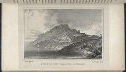 A View Of Fort Charlotte, St Vincent